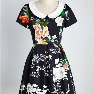 Record Time Floral Dress